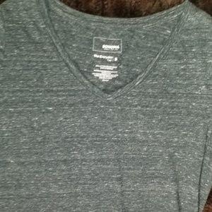 Sonoma Grey V-Neck Everyday T-Shirt